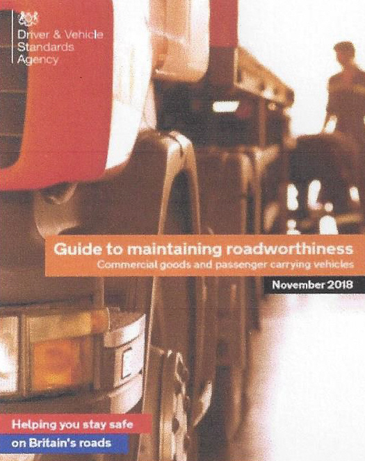 Guide to Maintaining Roadworthiness November 2018